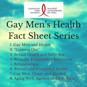 Gay Men's Health Fact Sheet Series