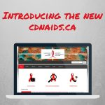 Launch of new cdnaids.ca