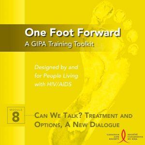 One Foot Forward, Mod 8