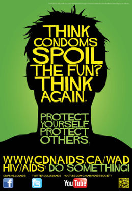 Think condoms spoil the fun? Think again.