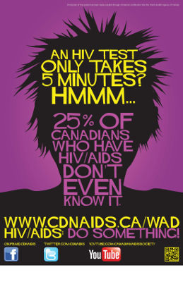 World AIDS Day - Canadian AIDS Society