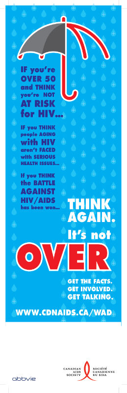 2013: HIV and Aging Umbrella