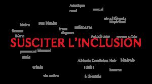 Logo de la Tribune 2017 - Susciter l'inclusion
