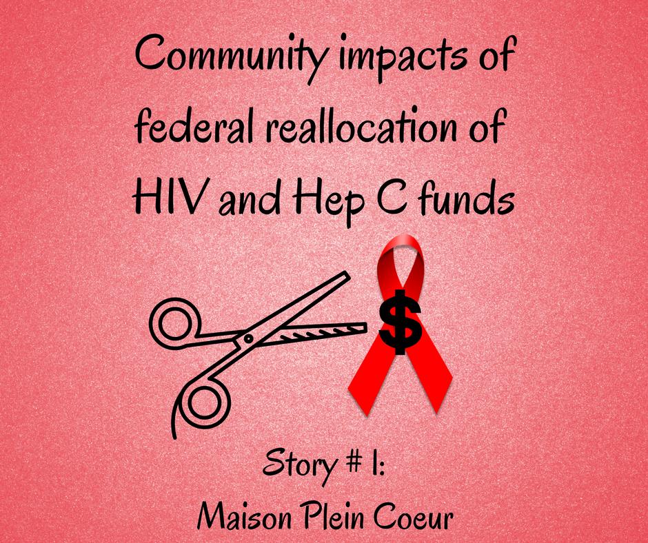 Maison Plein Coeur - Canadian AIDS Society